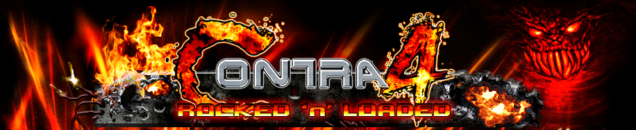 Contra 4: Rocked 'n' Loaded